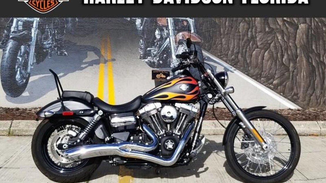 2016 Harley-Davidson Dyna for sale 200623883
