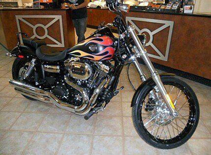 2016 Harley-Davidson Dyna for sale 200534142