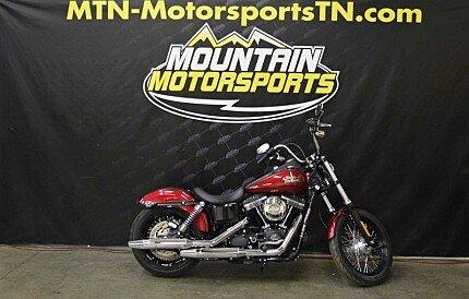 2016 Harley-Davidson Dyna for sale 200539795