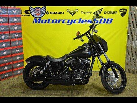 2016 Harley-Davidson Dyna for sale 200546620