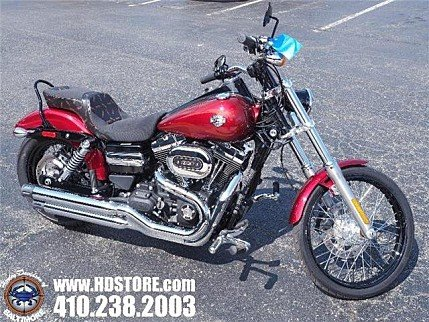 2016 Harley-Davidson Dyna for sale 200556299