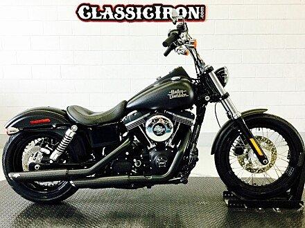 2016 Harley-Davidson Dyna for sale 200559005