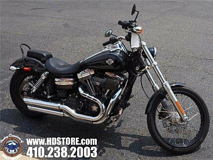 2016 Harley-Davidson Dyna for sale 200616275
