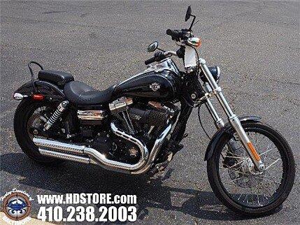 2016 Harley-Davidson Dyna for sale 200616275