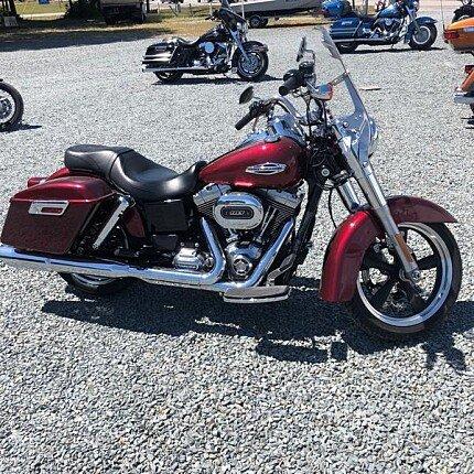2016 Harley-Davidson Dyna for sale 200621940