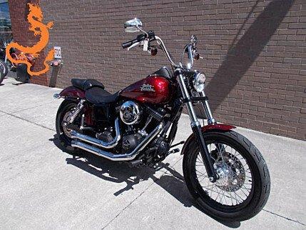 2016 Harley-Davidson Dyna for sale 200627060