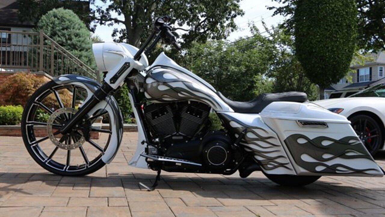 2016 Harley-Davidson Police for sale 200499304