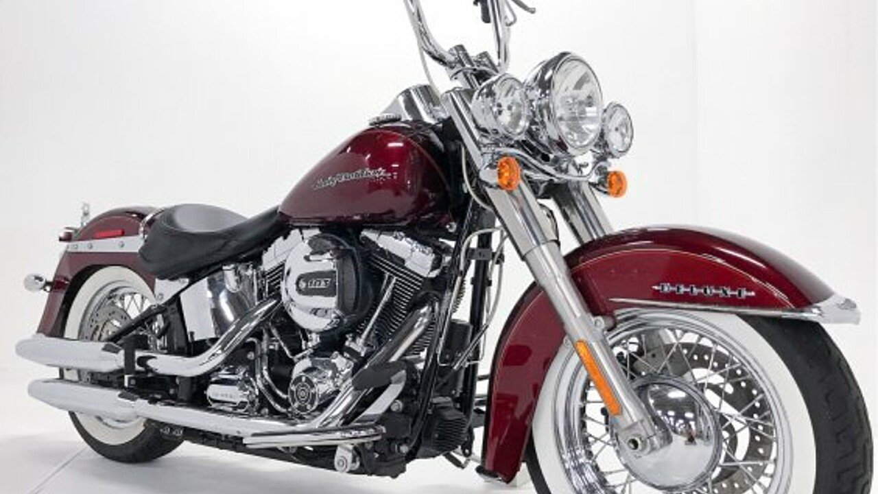 2016 Harley-Davidson Softail for sale 200479004