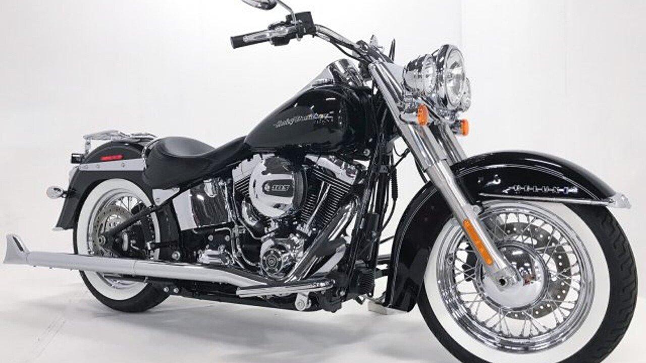 2016 Harley-Davidson Softail for sale 200479048