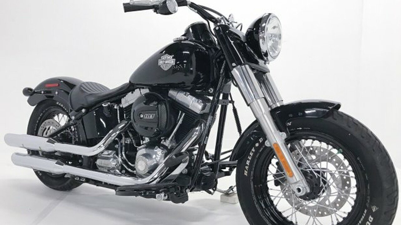 2016 Harley-Davidson Softail for sale 200479176