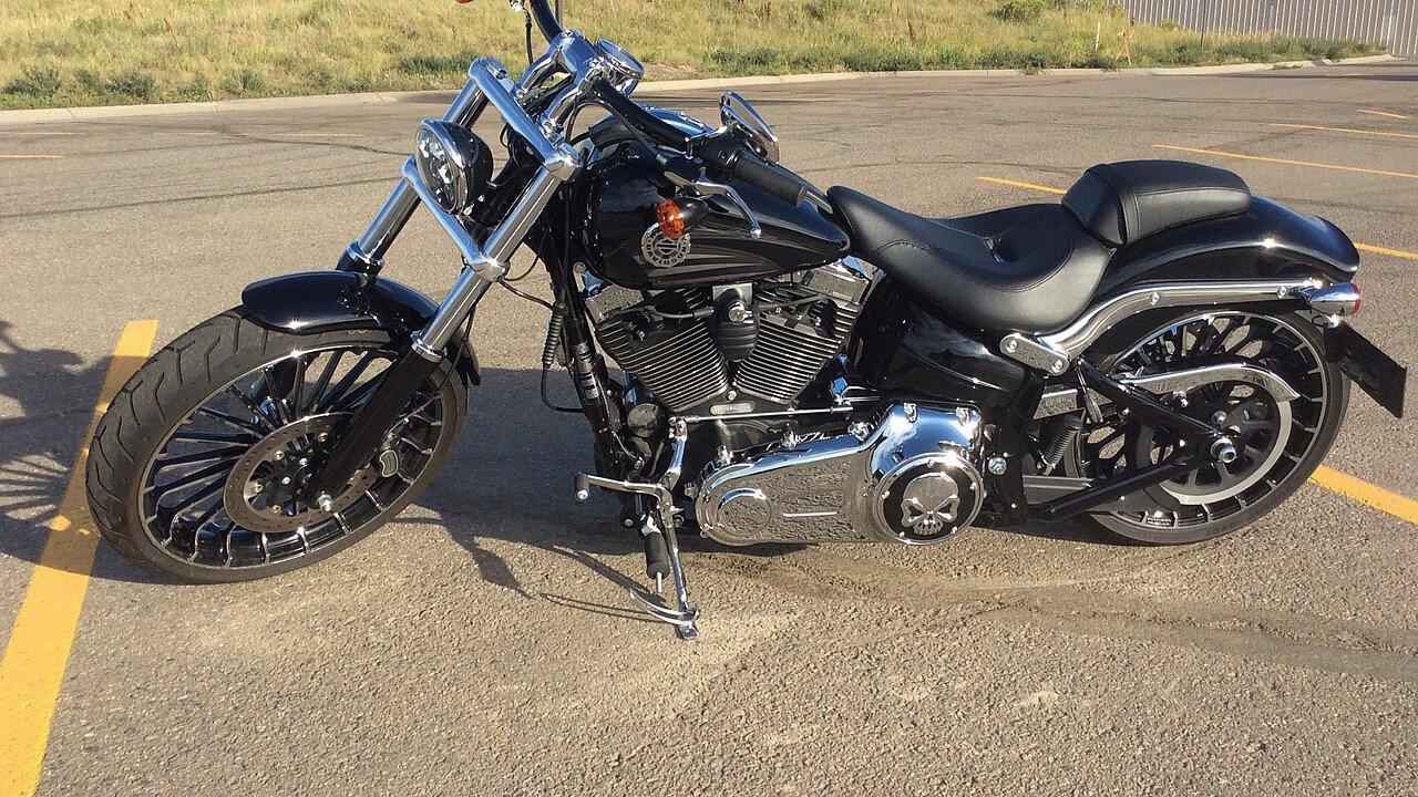 2016 Harley-Davidson Softail for sale 200503778