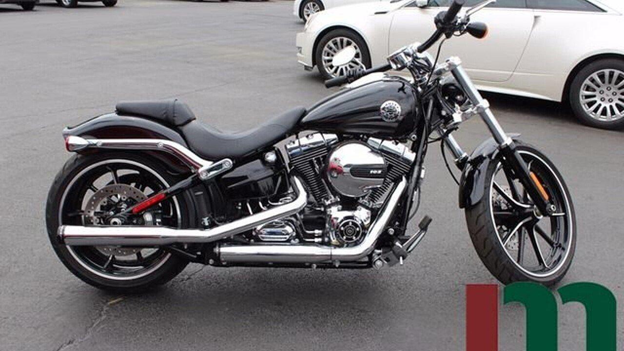 2016 Harley-Davidson Softail for sale 200515459