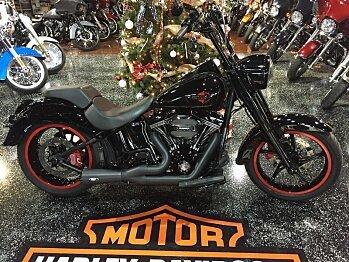 2016 Harley-Davidson Softail for sale 200522297