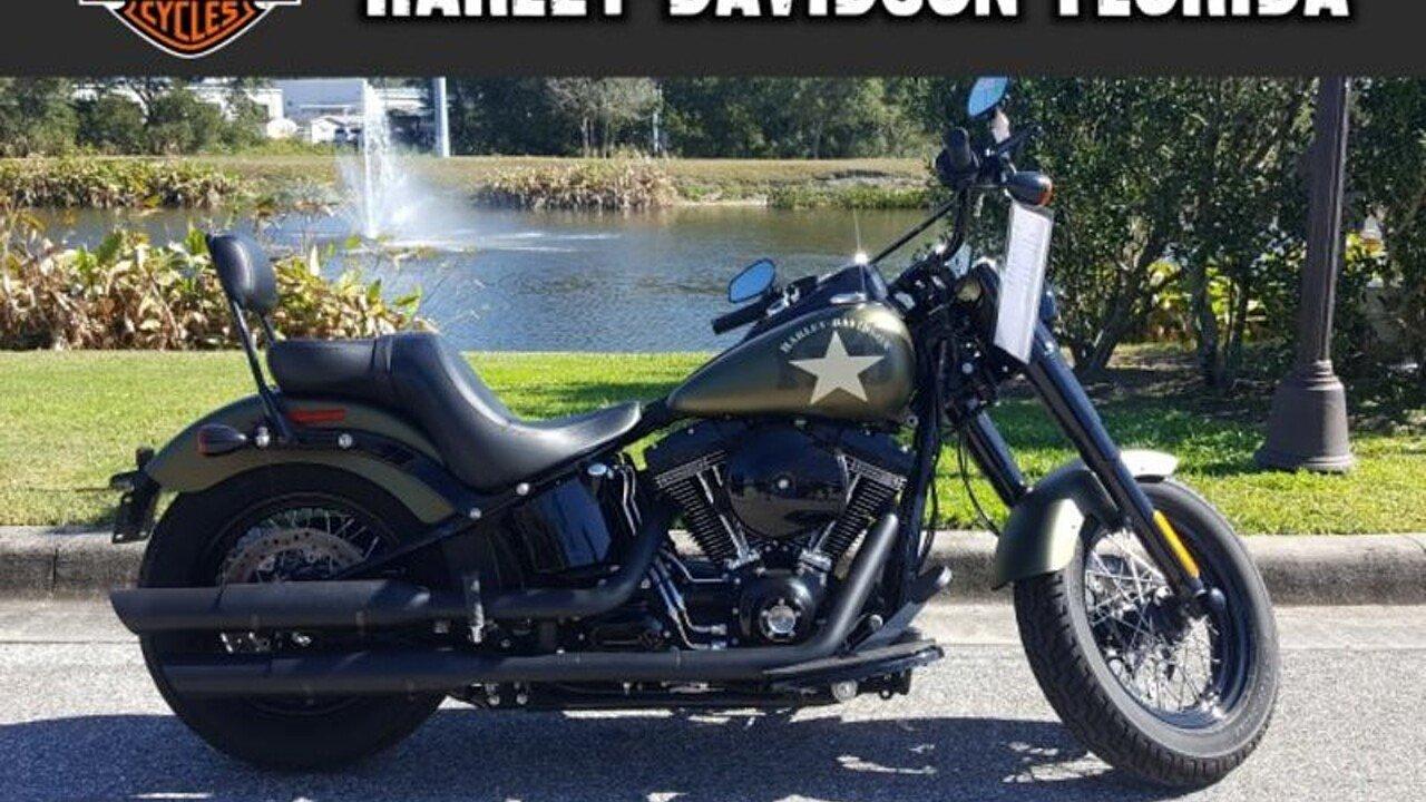 2016 Harley-Davidson Softail for sale 200523406