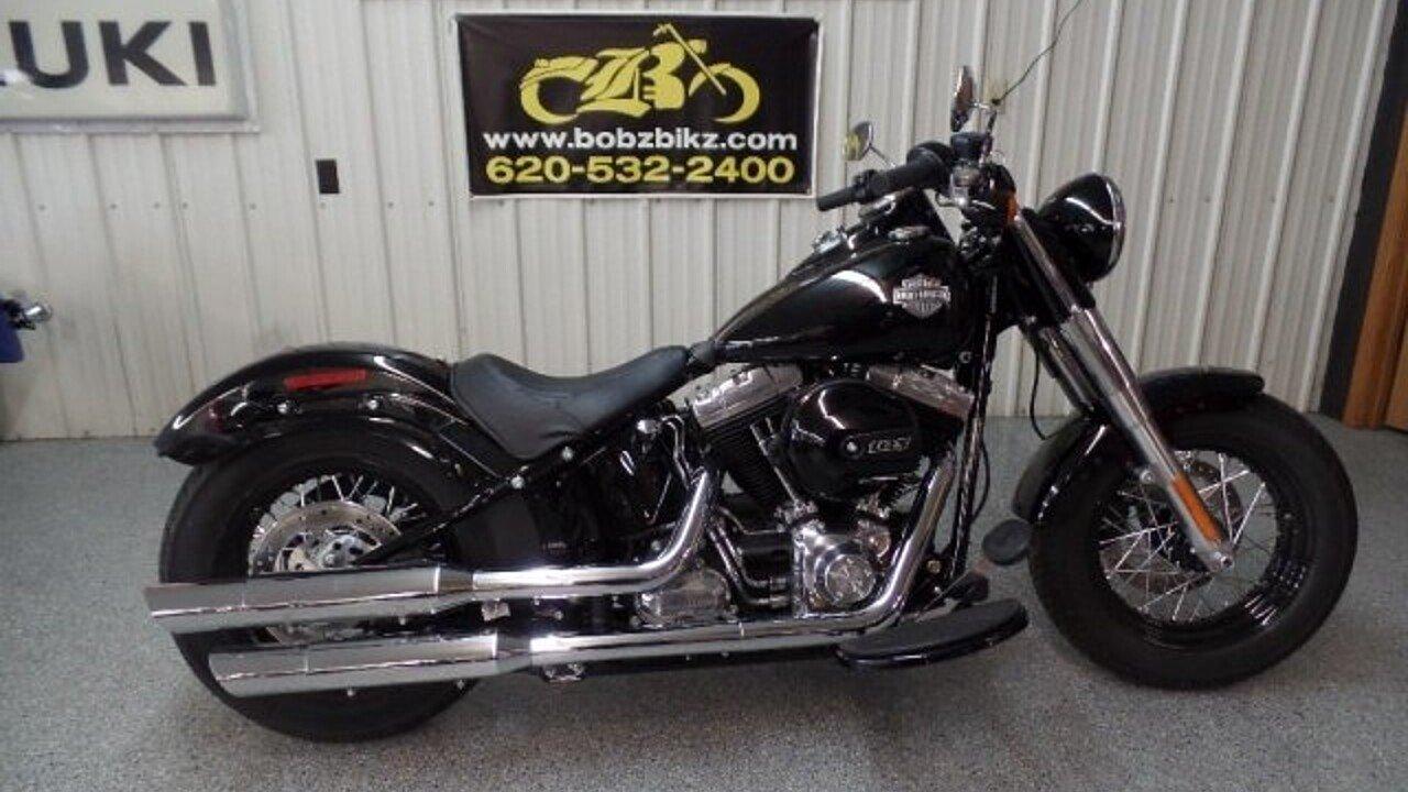 2016 Harley-Davidson Softail for sale 200548930