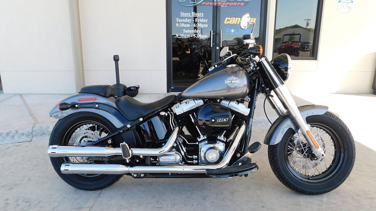 2016 Harley-Davidson Softail for sale 200568538