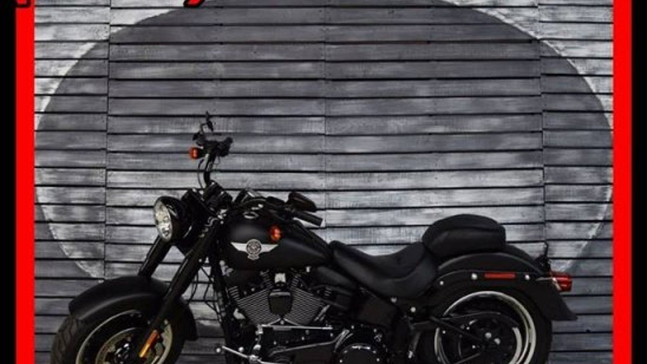 2016 Harley-Davidson Softail for sale 200585436
