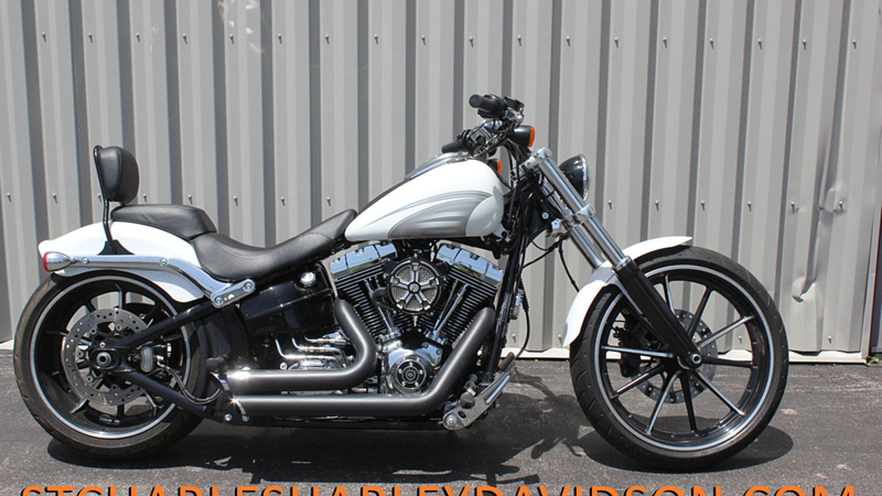 2016 Harley-Davidson Softail for sale 200592631