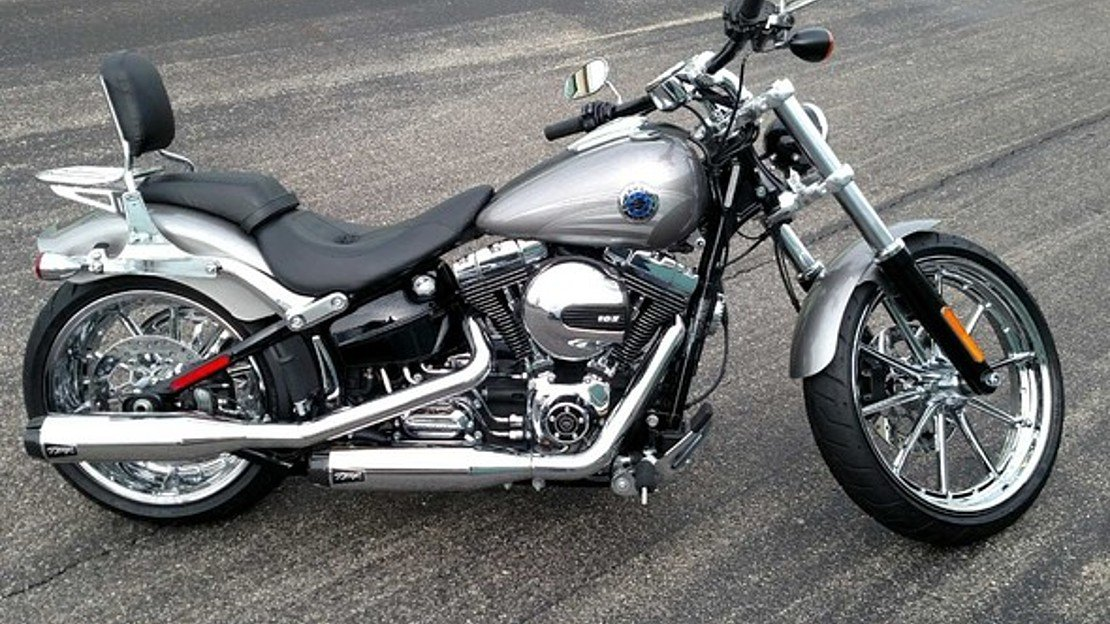 2016 Harley-Davidson Softail for sale 200611016