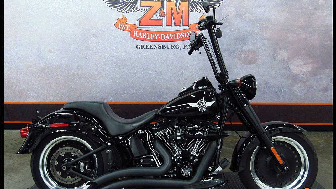 2016 Harley-Davidson Softail for sale 200611273