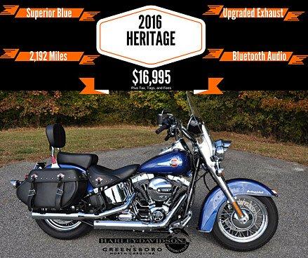 2016 Harley-Davidson Softail for sale 200506788