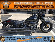 2016 Harley-Davidson Softail for sale 200519531