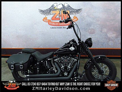 2016 Harley-Davidson Softail for sale 200590161