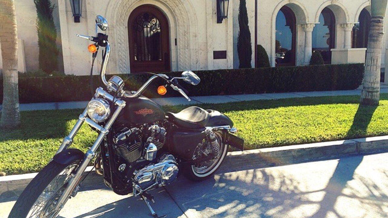 2016 Harley-Davidson Sportster for sale 200466001