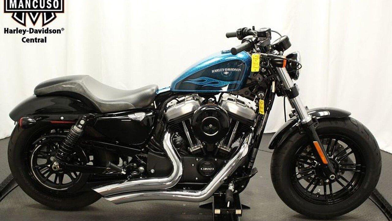2016 Harley-Davidson Sportster for sale 200480360