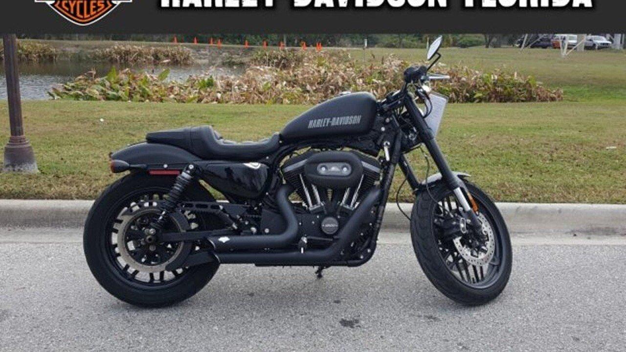 2016 Harley Davidson Sportster Roadster For Sale 200523443