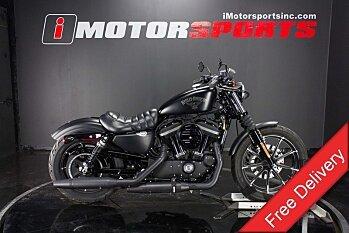 2016 Harley-Davidson Sportster for sale 200576809