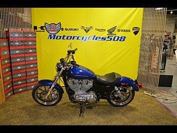 2016 Harley-Davidson Sportster for sale 200620034