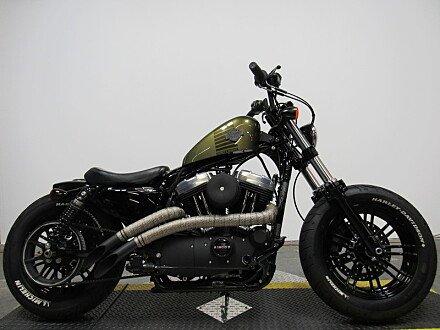 2016 Harley-Davidson Sportster for sale 200431420