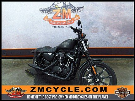 2016 Harley-Davidson Sportster for sale 200490724