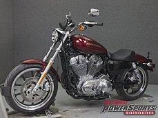 2016 Harley-Davidson Sportster for sale 200600982
