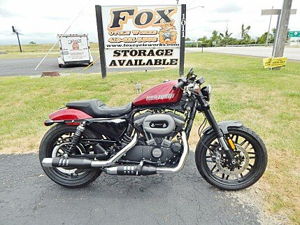 2016 Harley-Davidson Sportster Roadster for sale 200605395