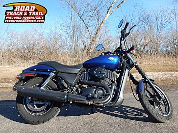 2016 Harley-Davidson Street 750 for sale 200543653