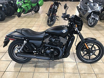 2016 Harley-Davidson Street 750 for sale 200474481