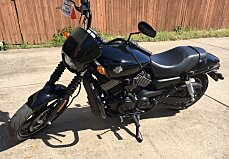 2016 Harley-Davidson Street 750 for sale 200477934