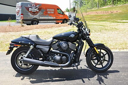 2016 Harley-Davidson Street 750 for sale 200574593