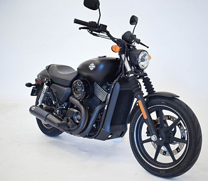 2016 Harley-Davidson Street 750 for sale 200575651