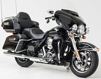 2016 Harley-Davidson Touring for sale 200411655