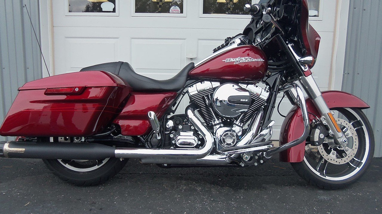 2016 Harley-Davidson Touring Street Glide Special for sale 200437381