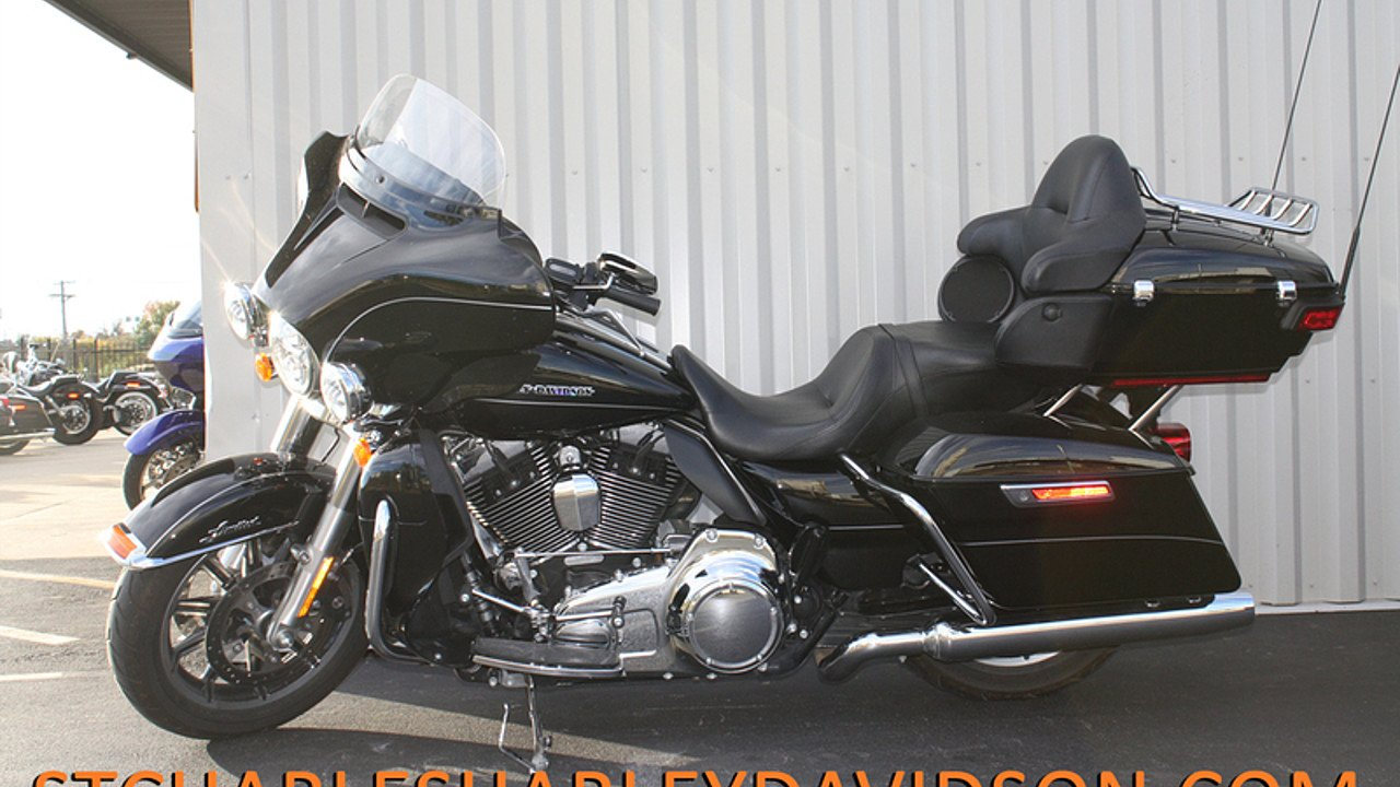 2016 Harley-Davidson Touring for sale 200444997
