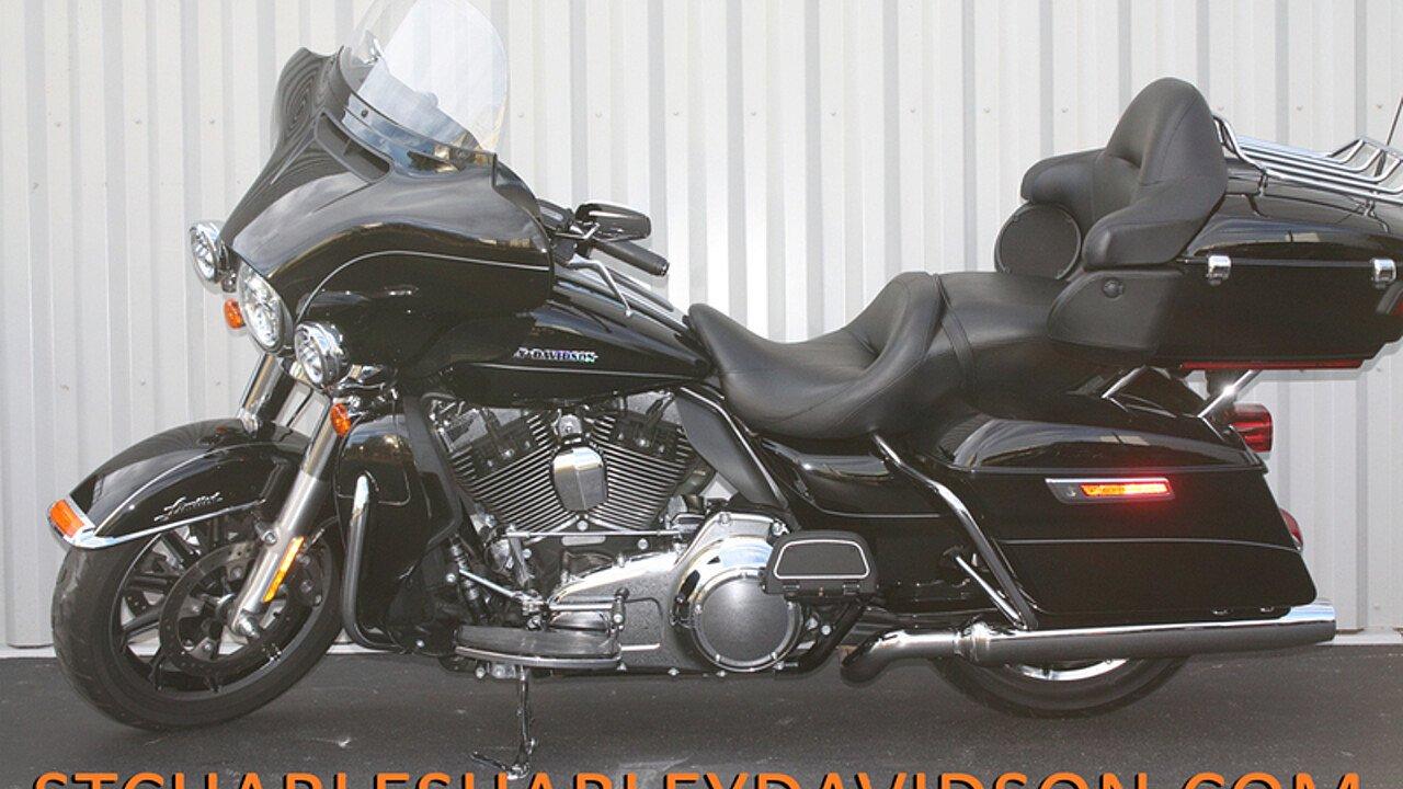 2016 Harley-Davidson Touring for sale 200445127