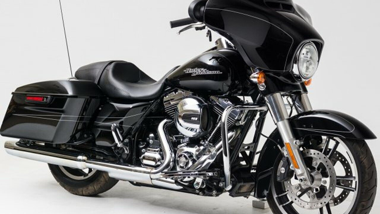 2016 Harley-Davidson Touring for sale 200445486