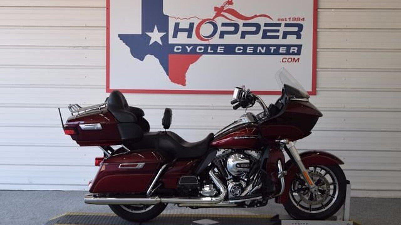2016 Harley-Davidson Touring for sale 200464022