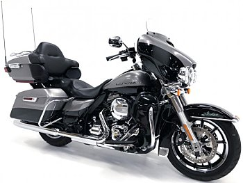 2016 Harley-Davidson Touring for sale 200479000