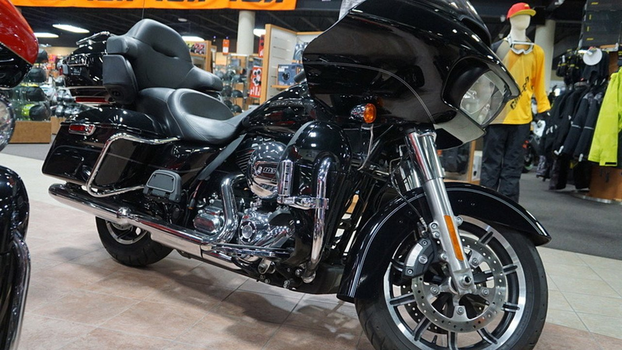 2016 Harley-Davidson Touring for sale 200479681