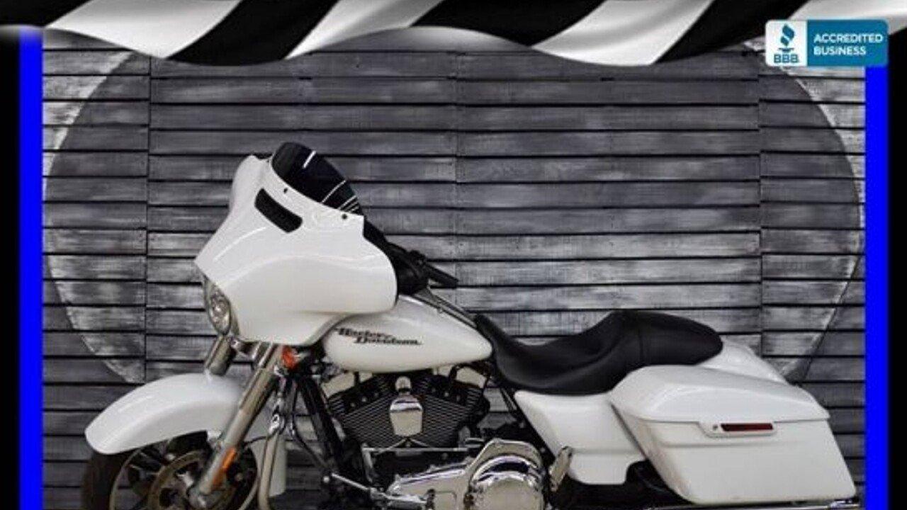 2016 Harley-Davidson Touring for sale 200493194